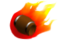 Flaming Barrel